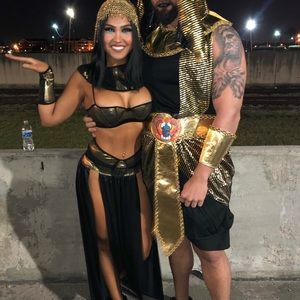 Women's Pharaoh to You Costume. Size S/M.